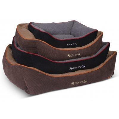 Scruffs Thermal Box Bed, Selbstwärmendes Hundebett