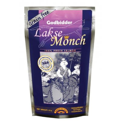 HennePetFood Lakse Monch  175g