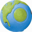 Planet Dog Orbee Ball 7,5 cm Blau/Grün