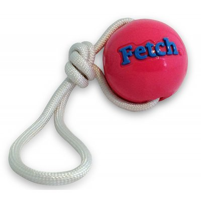 Planet Dog Orbee Tuff Fetch Ball Pink