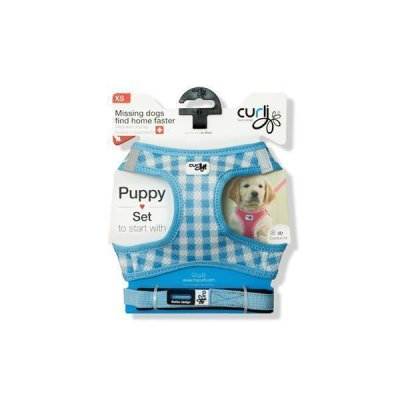 Curli Vest Geschirr Puppy Set