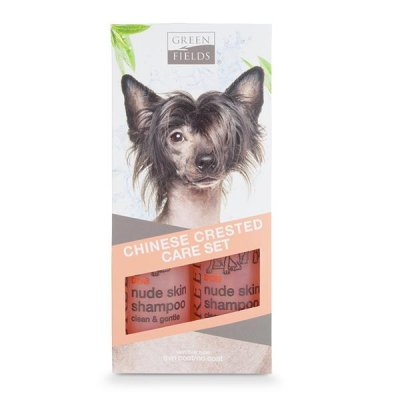 Greenfields Chinese Crested Care Set