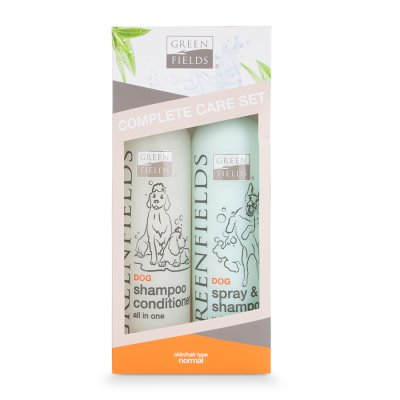 Greenfields Complete Care Set