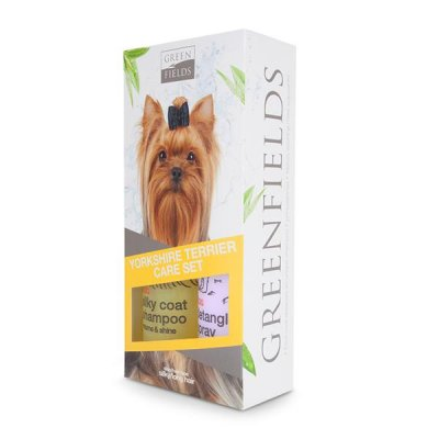 Greenfields Yorkshire Terrier Care Set