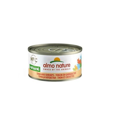 Almo Nature HFC Natural Thunfisch mit Garnelen