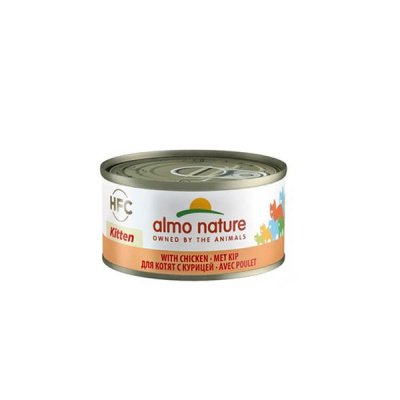 Almo Nature HFC Natural KITTEN mit Huhn