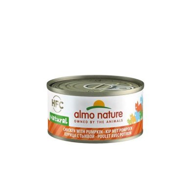 Almo Nature HFC Natural Huhn mit Kürbis