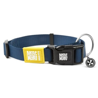 Max & Molly Smart ID Halsband Pure Midnight Blue