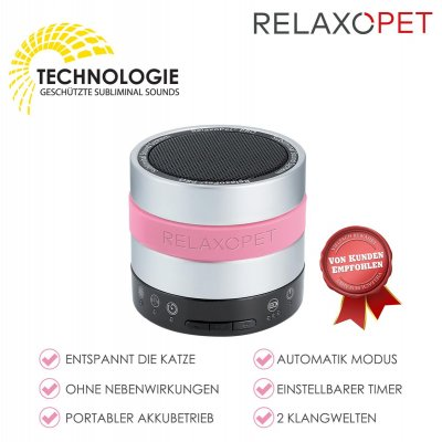 RelaxoPet Pro Cat Entspannungssystem