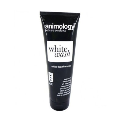 Animology White Wash Shampoo weißes Fell