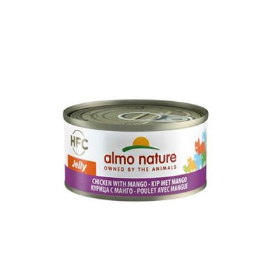 Almo Nature HFC Jelly Huhn mit Mango