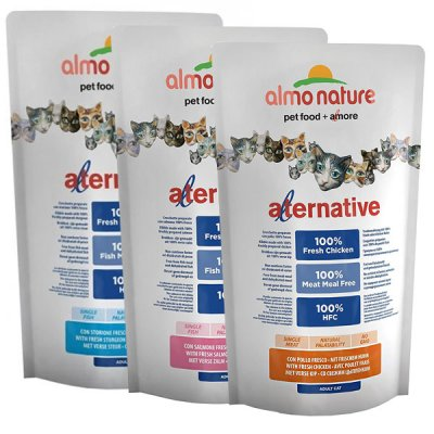 Almo Nature Alternative Huhn & Fisch