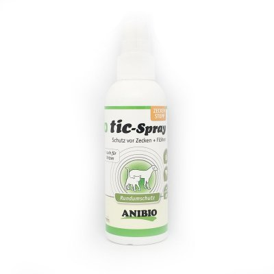 Anibio Tic-Spray 3 x 150 ml